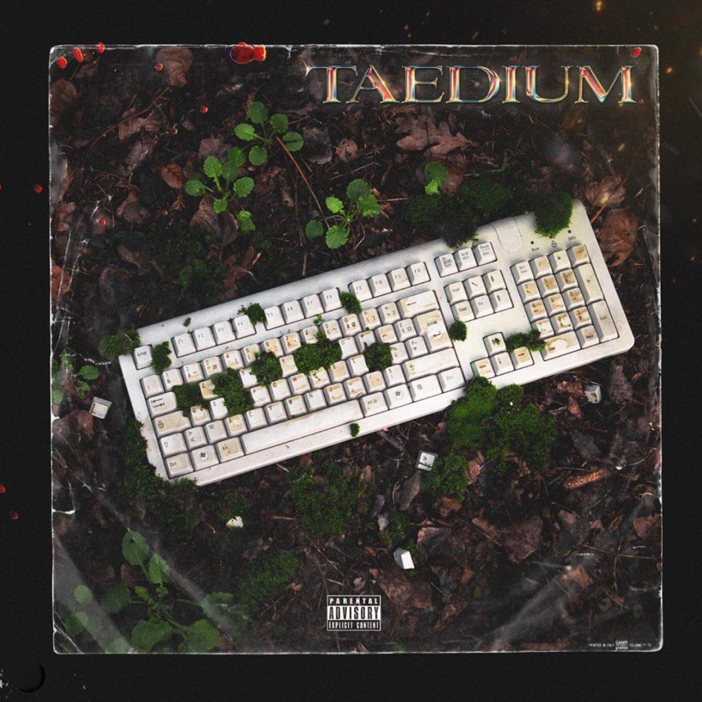 Cover Taedium.