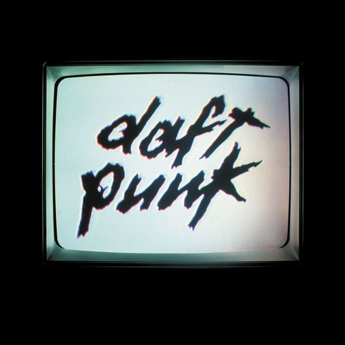 Cover Human After All Daft Punk