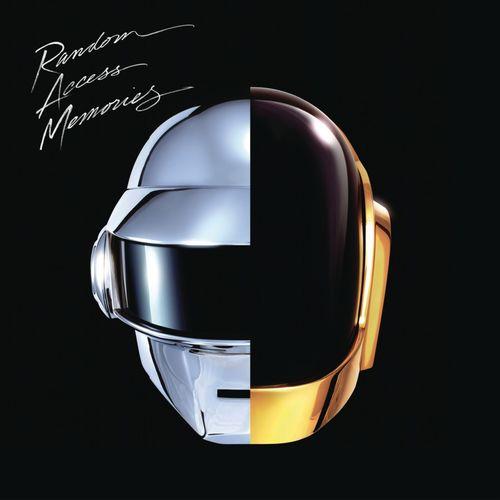 Cover Random Access Memories Daft Punk