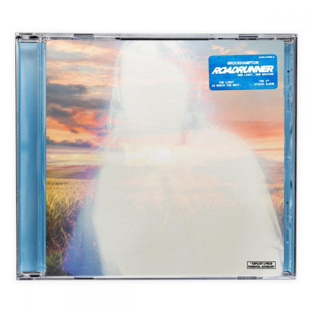 roadrunner cover album brockhampton